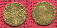 Russland Russia 10 Rubel Goldm&uuml;nze 1773 ss+/fast vorz&uuml;glich Russland 10 ... 9500,00 EUR 