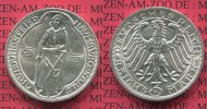 Weimarer Republik Deutsches Reich 3 Mark Silber Gedenkm&uuml;nze Commemorativ... 165,00 EUR 