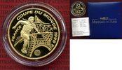100 Francs Goldmünze 1996 Frankreich France Fußball WM 1998 PP mit Box ... 677,02 EUR kostenloser Versand