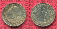 III. Reich 2 Reichsmark Gedenkmünze Commemorative III. Reich 2 Reichsmark 1933 A, 450. Geburtstag von Martin Luther J. 352