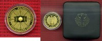 100 Euro Gold 1/2 Unze Feingold 2005 J Deu...