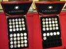 66 x 10 Euro Silber 2002 ff Bundesrepublik Deutschland Sammlung 66 x 10... 1149,00 EUR999,00 EUR kostenloser Versand