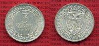 3 Mark Silber Gedenkmünze 1926 A Weimarer Republik, Deutsches Reich 700... 115,00 EUR  zzgl. 4,20 EUR Versand
