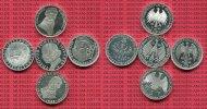 5 x 5 DM Silbermünze Commemorative Coin 1968 Bundesrepublik Deutschland... 55,00 EUR  zzgl. 4,20 EUR Versand