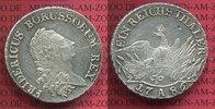 Taler Friedrich der Große 1786 A Brandenburg Preußen Preußen Reichstale... 225,00 EUR  zzgl. 4,20 EUR Versand