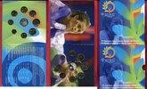 Kursmünzensatz m. 10 Euro 13,88 2011 Griechenland, Greece Griechenland ... 75,00 EUR  zzgl. 4,20 EUR Versand