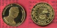 40 Dinar Gold 1980 Jordanien Jordan Jordan...