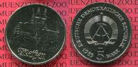 5 Mark Cu/Ni 1983 DDR DDR 5 Mark 1983 Meißen, Albrechtsburg und Dom Exp... 115,00 EUR  zzgl. 4,20 EUR Versand
