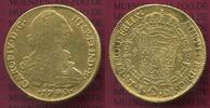 8 Escudos Gold 1790 Chile Chile 8 Escudos Gold 790 Karl Carlos IV. Mzz.... 1550,00 EUR kostenloser Versand