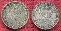 5 DM Gedenkmünze Silber 1955 Bundesrepublik Deutschland 5 DM 1955 G, 30... 265,00 EUR  zzgl. 4,20 EUR Versand