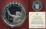 20 Balboas Silbermünze 1978 Panama Vasco Nunez de Balboa in Rüstung 75 ... 120,00 EUR