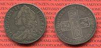 1/2 Crown 1746 England Great Britain UK England Great Britain UK 1/2 Cr... 150,00 EUR  zzgl. 4,20 EUR Versand