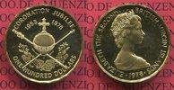 100 Dollars Goldmünze 1978 Britische Jungf...