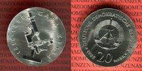 20 Mark Silbergedenkmünze 1988 DDR Gedenkm...