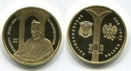 200 Zloty, Goldmünze 2001 Polen Cardinal S...