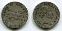 1 Taler Silbermünze 1829 A Preußen Königreich Friedrich Wilhelm III Seg... 75,00 EUR  zzgl. 4,20 EUR Versand