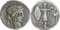 Gaius Julius Caesar.Denar 48-47 v.Chr.,Heeresmzst.der Armee mit Caes... 545,00 EUR  zzgl. 5,00 EUR Versand