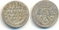 2 Mariengroschen 1724 Osnabrück Bistum: Ernst August II. von York, 1716... 40,00 EUR  zzgl. 2,50 EUR Versand