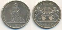 5 Franken Schützentaler 1859 Schweiz Zürich:  vz  250,00 EUR  plus 6,00 EUR verzending