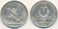 5 Franken Schützentaler 1874 Schweiz St. Gallen:  vz+  125,00 EUR  plus 4,00 EUR verzending