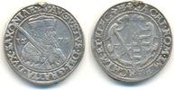 1/4 Taler 1573 Sachsen: August, 1553-1586: ss, Henkelspur, Jahr selten !  75,00 EUR  zzgl. 2,50 EUR Versand