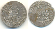 1/16 Taler 1672 Dortmund Stadt:  ss  60,00 EUR  zzgl. 2,50 EUR Versand