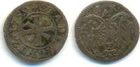 1 Kreuzer 1759 Nürnberg Stadt:  ss  9,99 EUR  zzgl. 1,00 EUR Versand