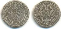 Kipper 15 Kreuzer 1622 Nürnberg Stadt:  ss  25,00 EUR  zzgl. 2,50 EUR Versand