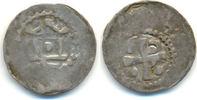 Denar  Worms Königliche Münzstätte: Heinrich II, 1002-1024: s  50,00 EUR  zzgl. 2,50 EUR Versand