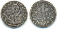 1 Stüber 1777 Köln Erzbistum: Max. Heinrich Friedrich, 1761-1784: ss  23,00 EUR  zzgl. 2,50 EUR Versand