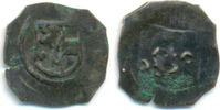 Pfennig o.J. Salzburg Erzbistum: Sigismund I, 1452-1461: ss  30,00 EUR  zzgl. 2,50 EUR Versand
