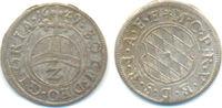 1/2 Batzen zu 2 Kreuzer 1629 Bayern: Maximilian I, 1623-51: Stempelfris... 25,00 EUR  zzgl. 2,50 EUR Versand