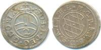 1/2 Batzen zu 2 Kreuzer o.J. Bayern: Maximilian I, 1623-51: vz+, hübsch... 20,00 EUR  zzgl. 1,00 EUR Versand