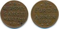 Kupfer Armenzeichen St. Martini 1699 Münster Bistum: Friedrich Christia... 240,00 EUR  zzgl. 4,00 EUR Versand