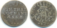 1/6 Taler Münzstätte  Neustrelitz 1760 IFF Mecklenburg Strelitz: Adolf ... 60,00 EUR  zzgl. 2,50 EUR Versand
