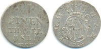 1/6 Taler Münzstätte  Neustrelitz 1754 HCB Mecklenburg Strelitz: Adolf ... 30,00 EUR  zzgl. 2,50 EUR Versand
