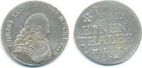 1/6 Taler Münzstätte  Schwerin 1754 Mecklenburg Schwerin: Christian Lud... 30,00 EUR  zzgl. 2,50 EUR Versand