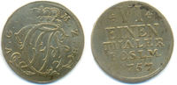 1/6 Taler 1757 Altenkirchen 1757 Sayn Altenkirchen: Karl Wilhelm Friedr... 100,00 EUR  zzgl. 2,50 EUR Versand