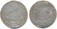 Taler Hall o.J. Habsburg: Ferdinand II, 1564-95: ss, Schrötlingsfehler ... 170,00 EUR  zzgl. 4,00 EUR Versand