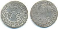 3 Kreuzer 1627 Schlesien Glatz: Ferdinand III, 1627-37: fast ss, selten !  90,00 EUR  zzgl. 2,50 EUR Versand
