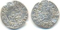 1/2 Batzen 1593 Württemberg Mömpelgard: Friedrich, 1581-1608: ss, Schrö... 75,00 EUR  zzgl. 2,50 EUR Versand
