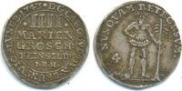 4 Mariengroschen 1743 IBH Braunschweig Wolfenbüttel: Carl I, 1735-80: s... 35,00 EUR  zzgl. 2,50 EUR Versand