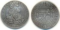 Taler Münzstätte Hall 1691 Habsburg: Leopold I, 1657-1705: ss  225,00 EUR  zzgl. 4,00 EUR Versand