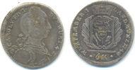 6 Kreuzer 1748 Württemberg: Karl Eugen, 1744-93: ss  35,00 EUR  zzgl. 2,50 EUR Versand