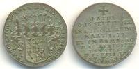 3 Kreuzer auf seinen Tod 1795 Bamberg Bistum: Franz Ludwig, 1779-1795: vz  60,00 EUR  zzgl. 2,50 EUR Versand