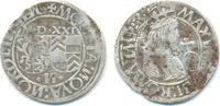 Batzen 1521 Nördlingen Reichsmünzstätte: Eberhard IV, 1481-1535: ss, Fu... 45,00 EUR  zzgl. 2,50 EUR Versand