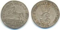 2 Mariengroschen 1743 Braunschweig Wolfenbüttel: Carl I, 1735-80: ss  25,00 EUR  zzgl. 2,50 EUR Versand
