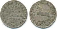 1/6 Taler 1781 Braunschweig Wolfenbüttel: Carl Wilhelm Ferdinand, 1780-... 23,00 EUR  zzgl. 2,50 EUR Versand