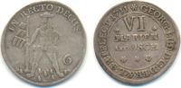 6 Mariengroschen 1711 Braunschweig Lüneburg Calenberg Hannover: Georg L... 30,00 EUR  zzgl. 2,50 EUR Versand