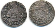 Habsburg: 1/4 Taler Ensisheim Erzherzog Ferdinand, 1564-1595: